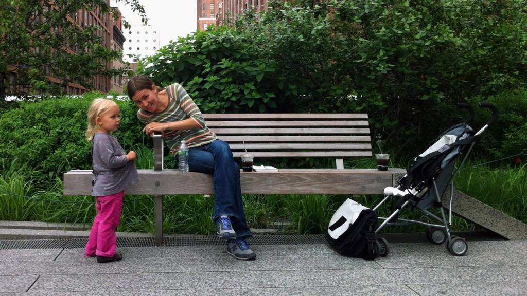 Friday: High Line