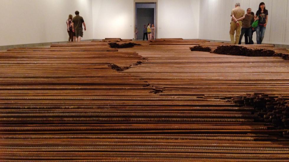 Straight, Ai Weiwei.